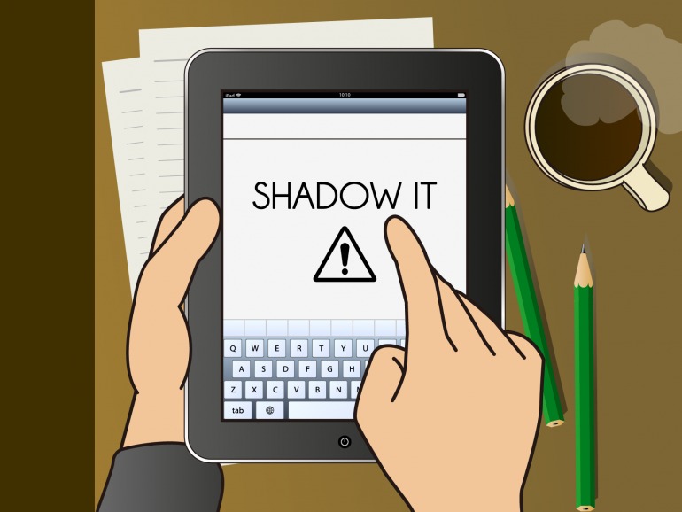 Shadow it entreprise mauvais i-carre dépannage informatique nancy